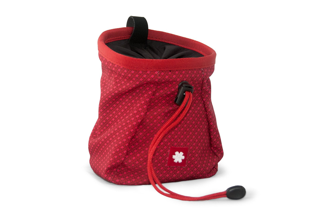 Lucky Chalk Bag Red @https://www.mountainmailorder.co.za/