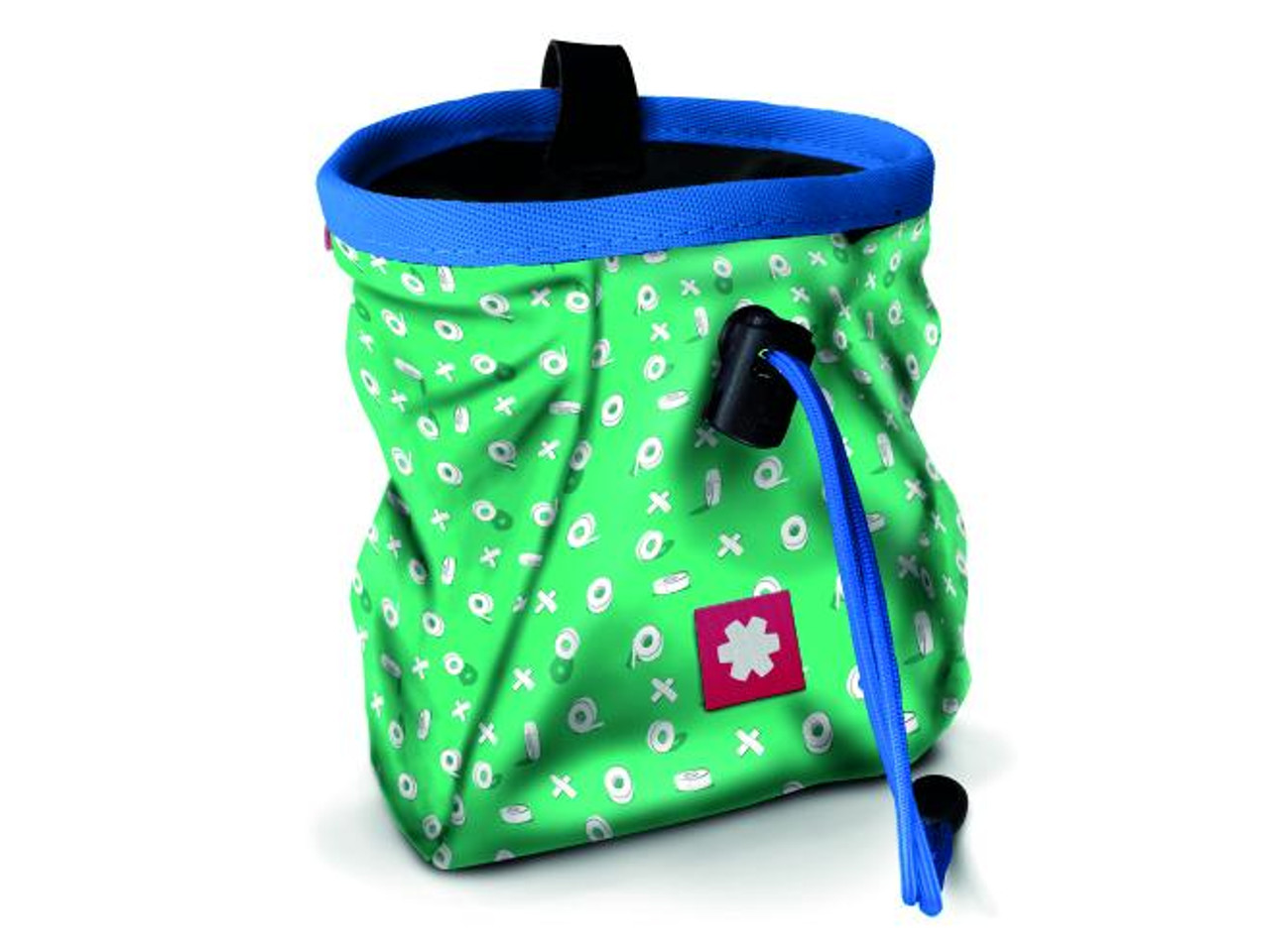 Lucky Chalk Bag Tape Blue  @https://www.mountainmailorder.co.za/