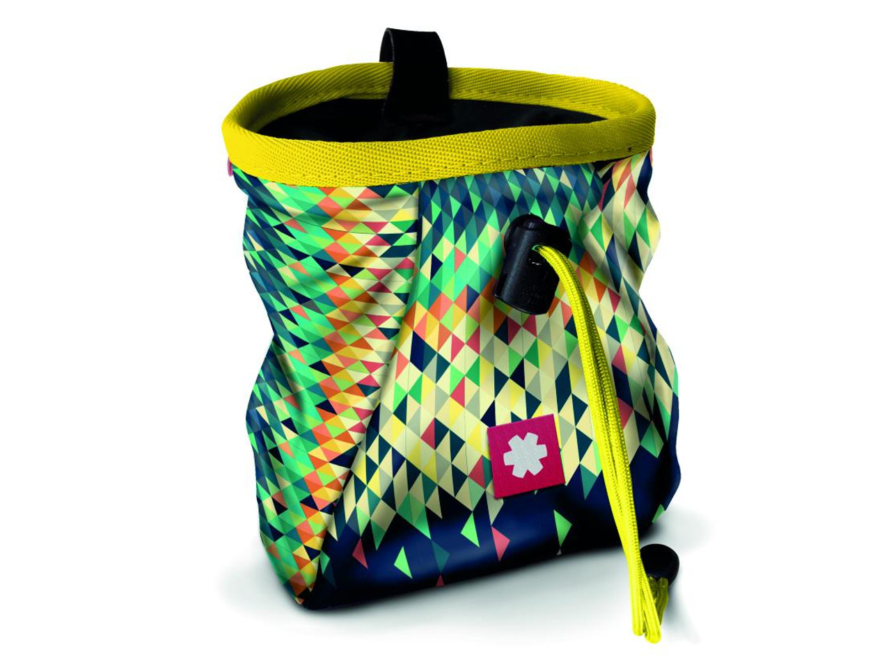 Lucky Chalk Bag Tria Yellow @https://www.mountainmailorder.co.za/
