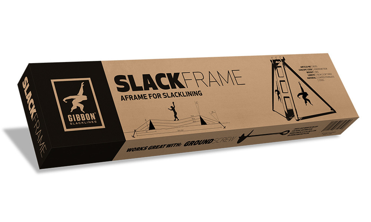 Gibbon Steel A-Frame Packaging @http//www.mountainmailorder.co.za