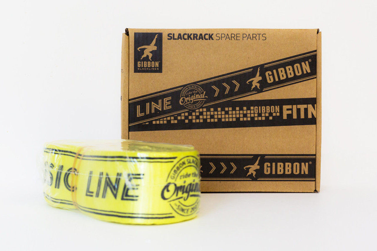 Gibbon Slackrack Classic Line @http//www.mountainmailorder.co.za