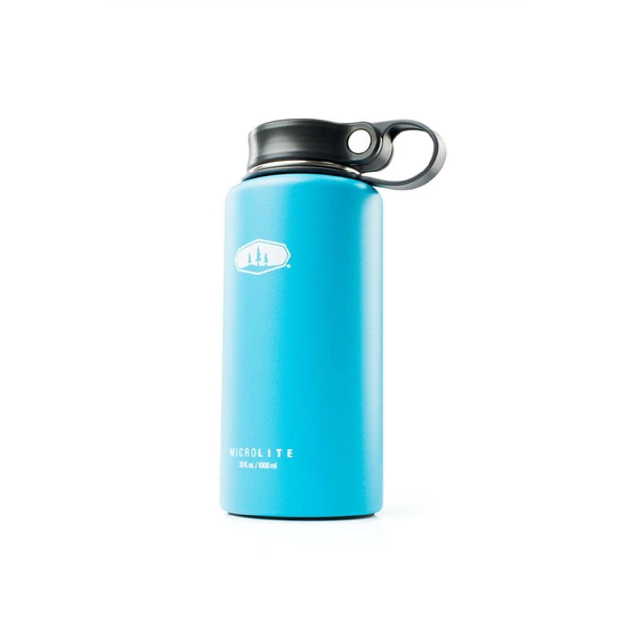 GSI Microlite Twist Flask 1L Blue @https://www.mountainmailorder.co.za/