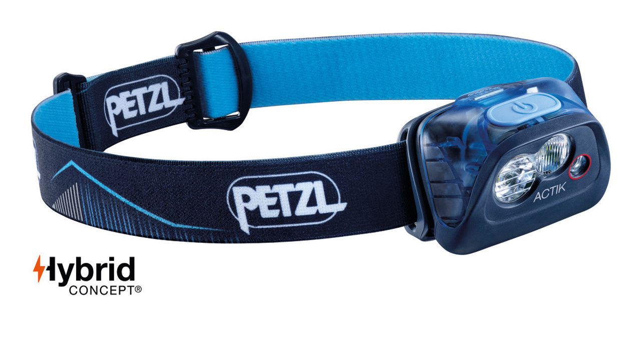 Petzl Actik 350 Headlamp