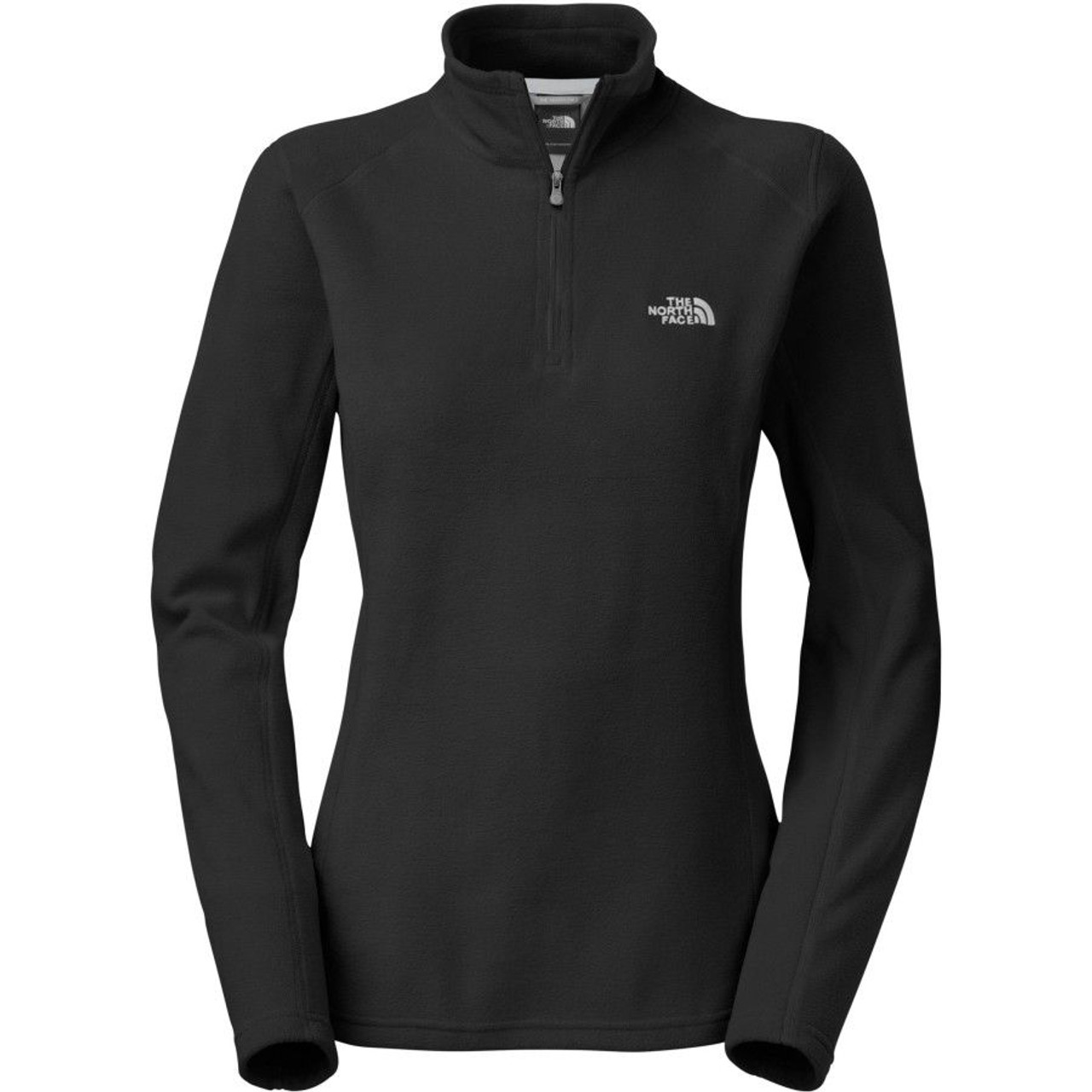 The North Face - Glacier 1/4 Zip Fleece - WMS @http//www.mountainmailorder.co.za