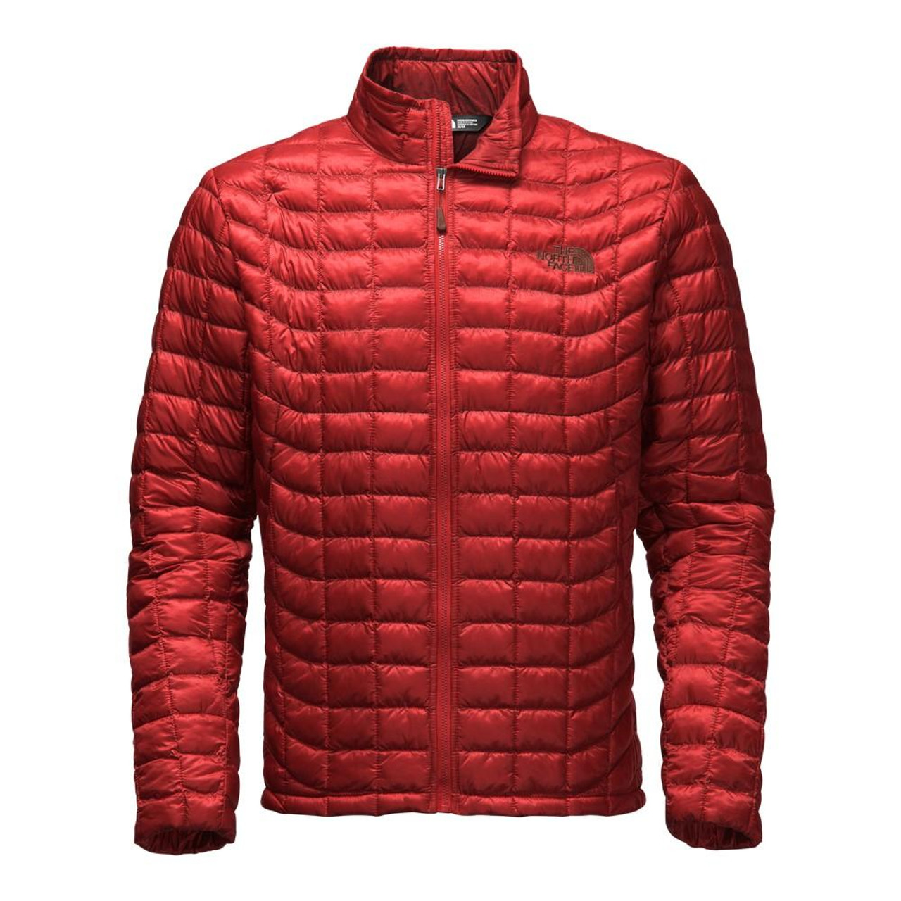 The North Face - Thermoball Jacket - Men Red @http//www.mountainmailorder.co.za
