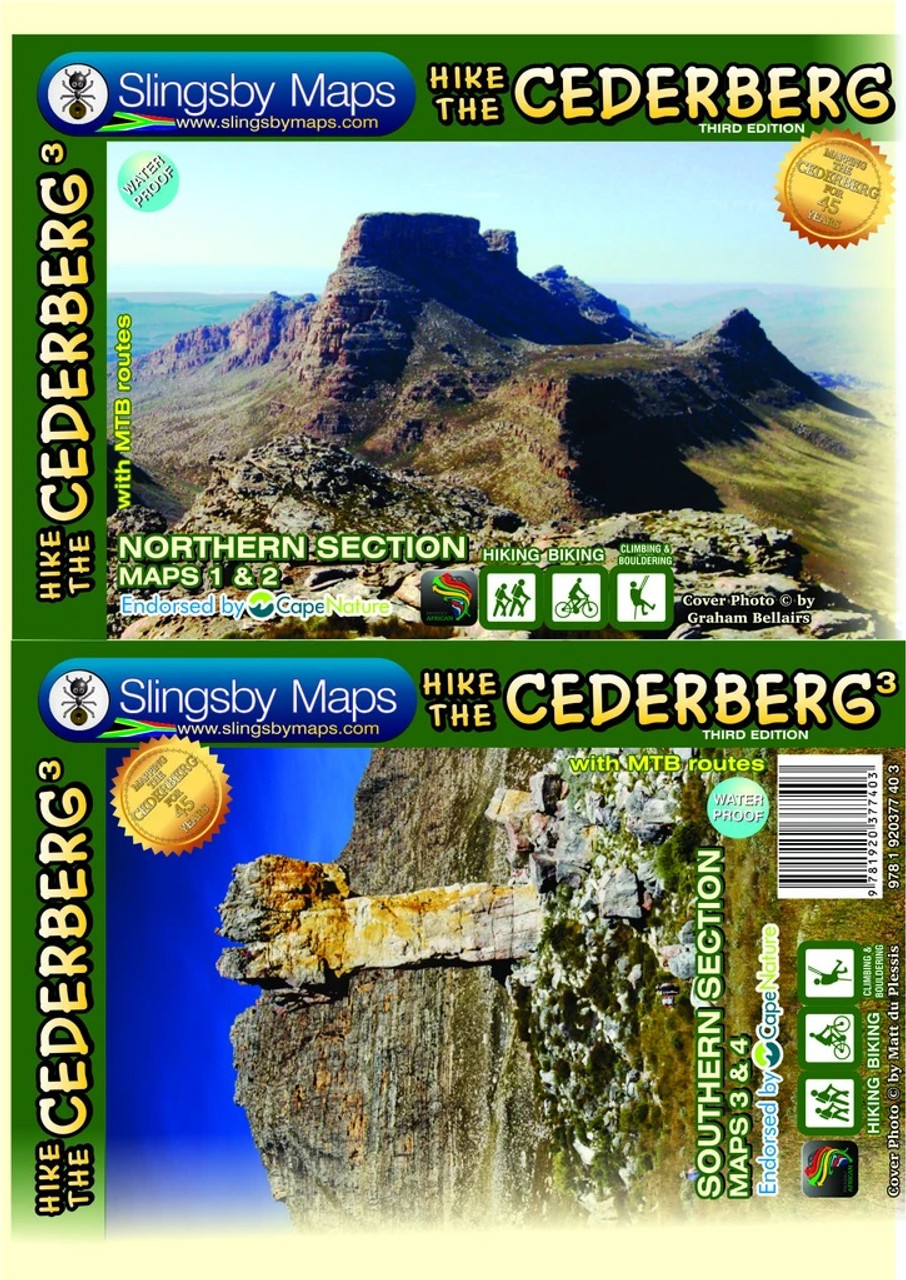 Slingsby Hike the Cederberg #3 - 2019 @ https://www.mountainmailorder.co.za/