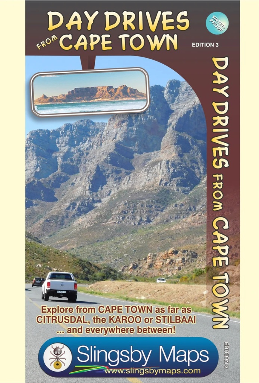 Slingsby Dy Drives From Cape Town @ https://www.mountainmailorder.co.za