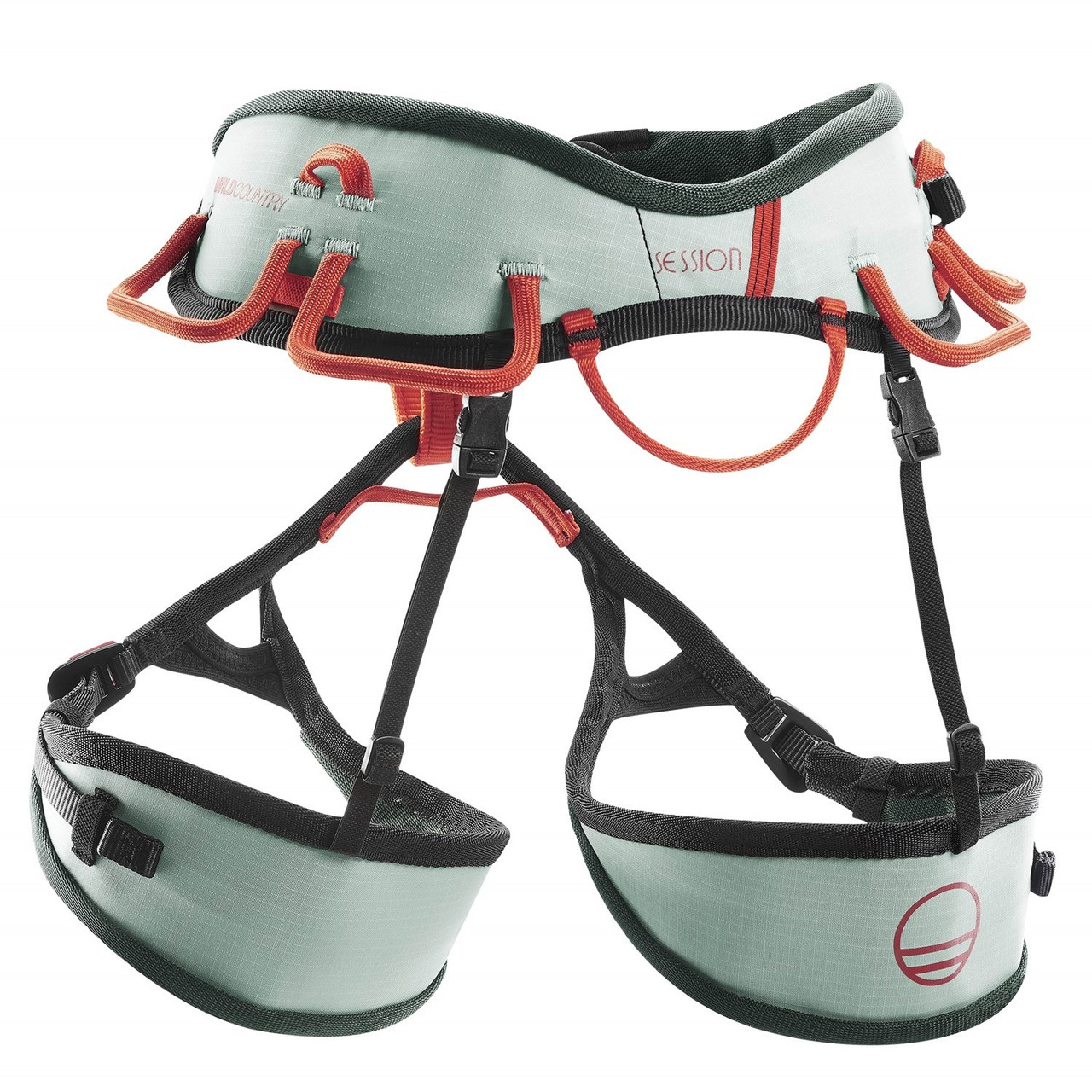 Wild Country Session - Women's Harness Online @mountainmailorder - Back