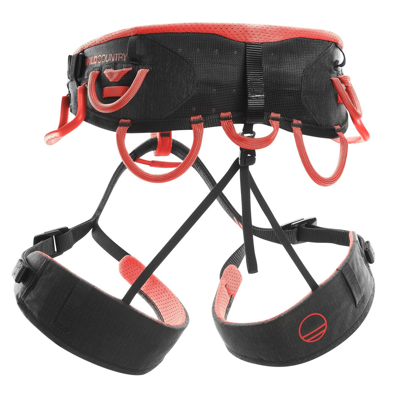 Wild Country Syncro Harness Online @mountainmailorder - Back