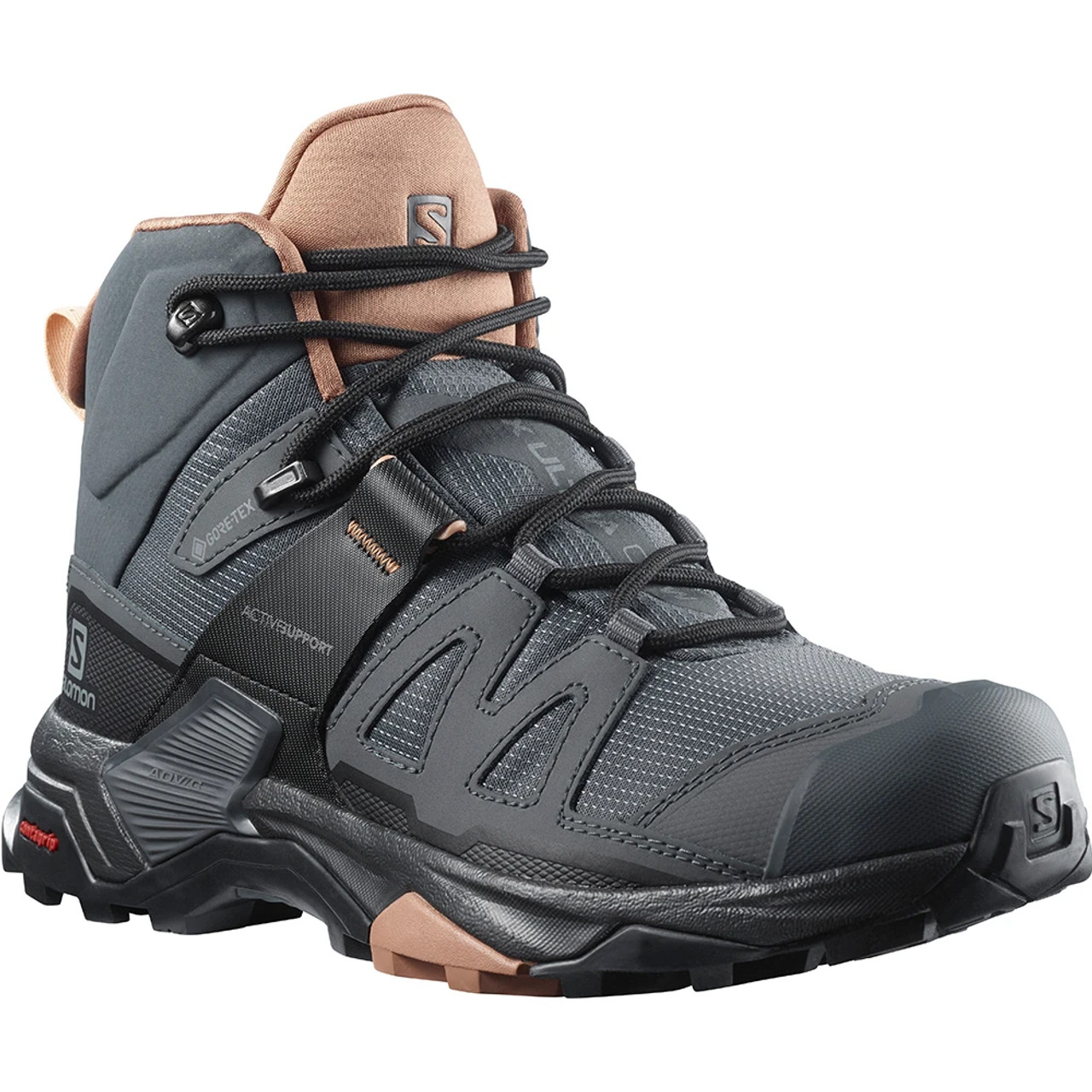 Salomon X Ultra 4 Mid GTX - WMS Online at Mountain Mail Order South Africa - Front