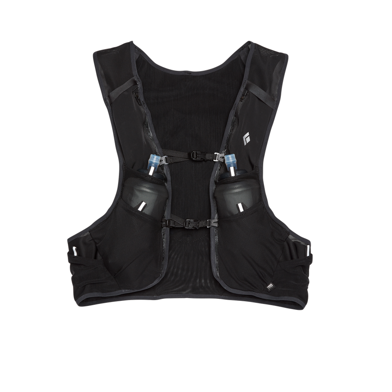 Black Diamond Distance 4 Hydration Vest - Front - Online at Mountain Mail Order South Africa