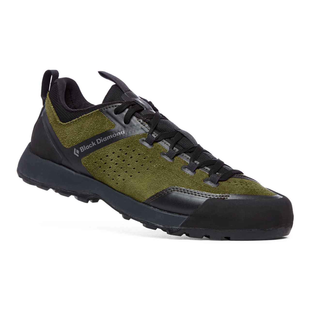 Black Diamond Mission XP Leather Low - Men's Approach Shoe - Side - Online at Mountain Mail Order South Africa