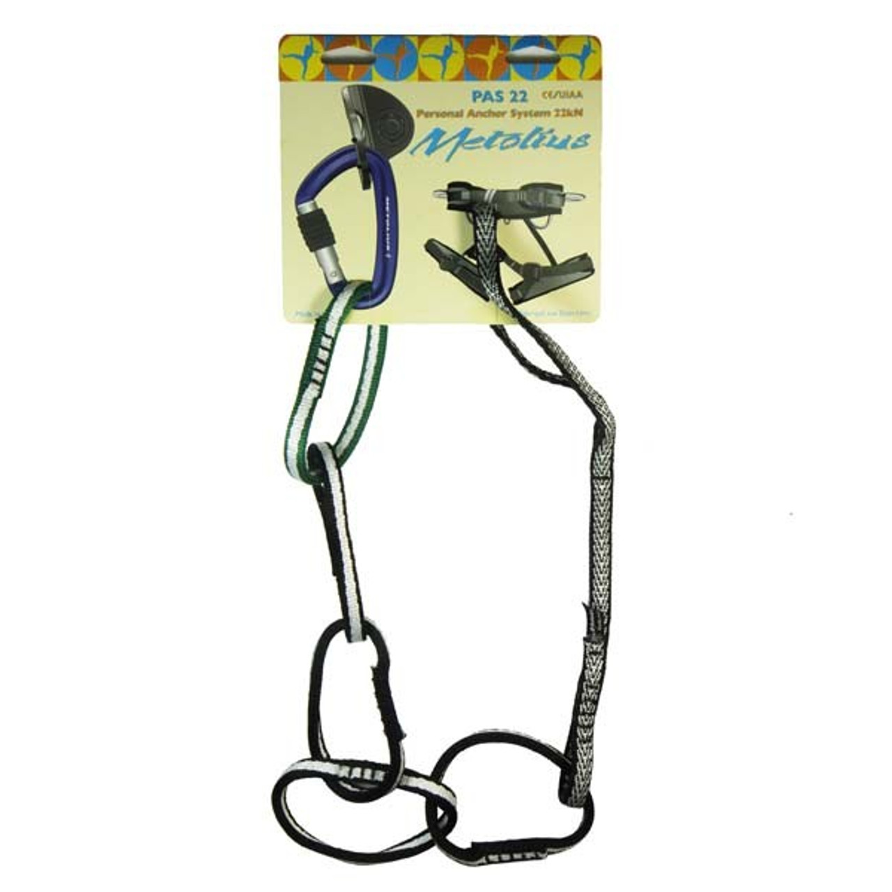 Metolius Personal Anchor System (PAS)