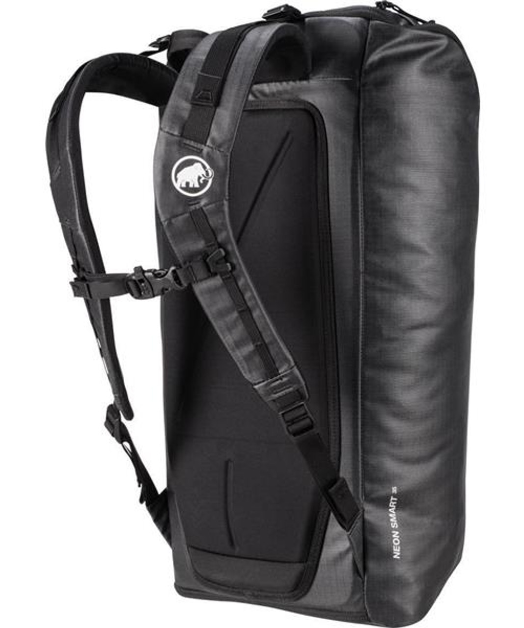 Mammut Neon Smart 35L - Back - Mountain Mail Order South Africa - Black