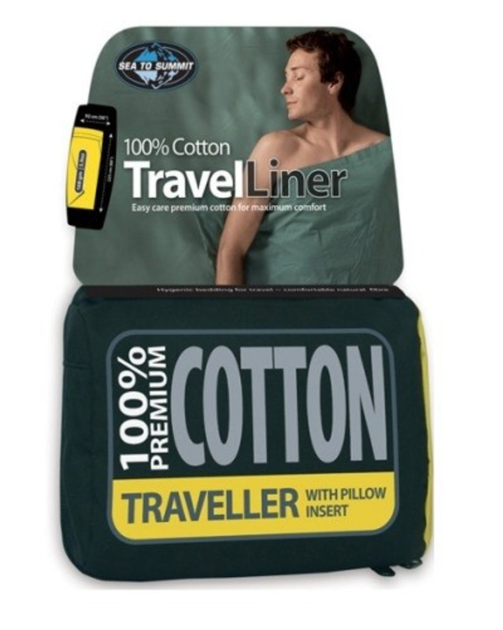 Sea to Summit Cotton Liner Traveller