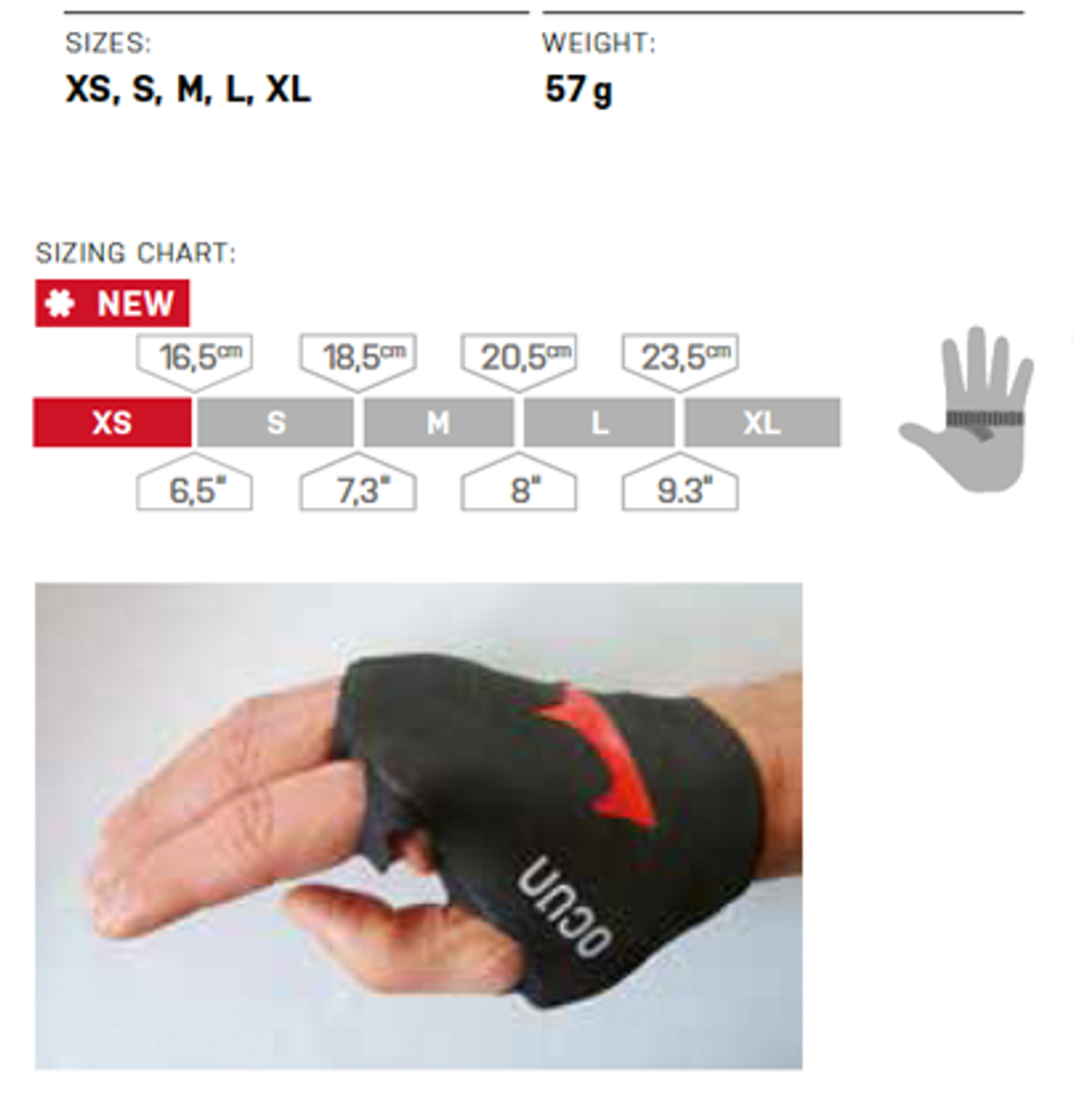 Ocun Crack Gloves