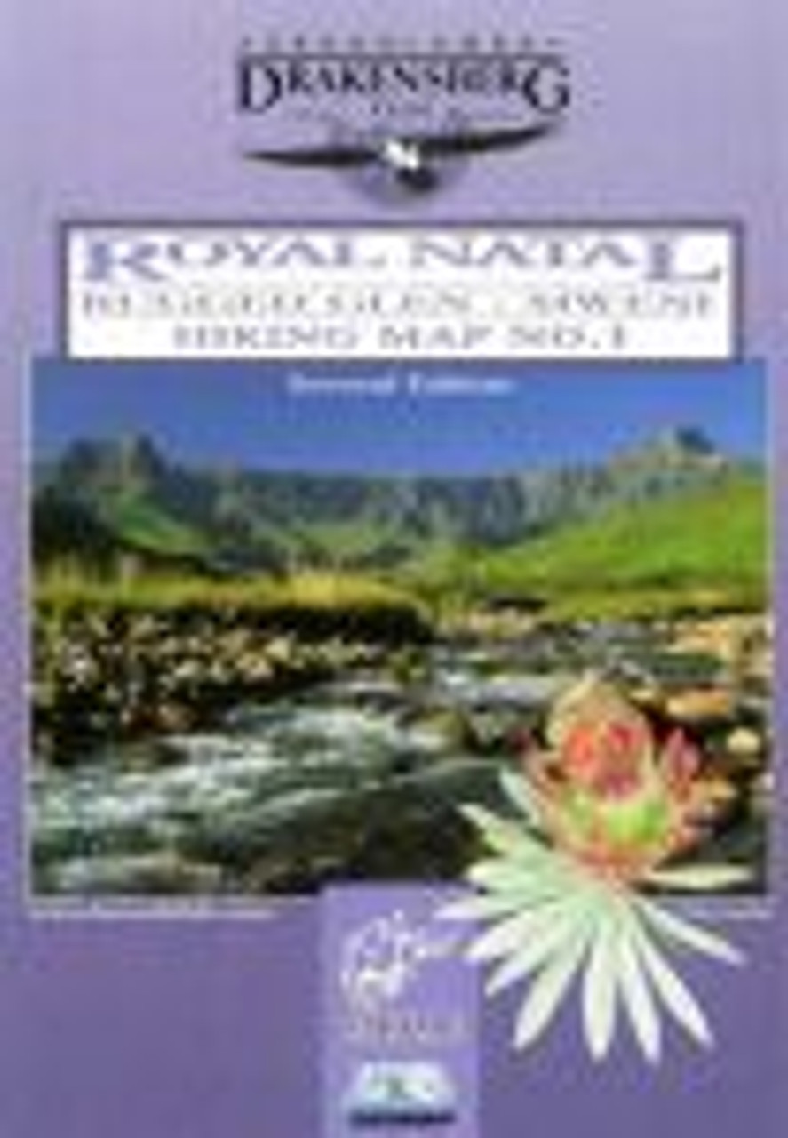 Drakensberg Park - Royal Natal Map #1