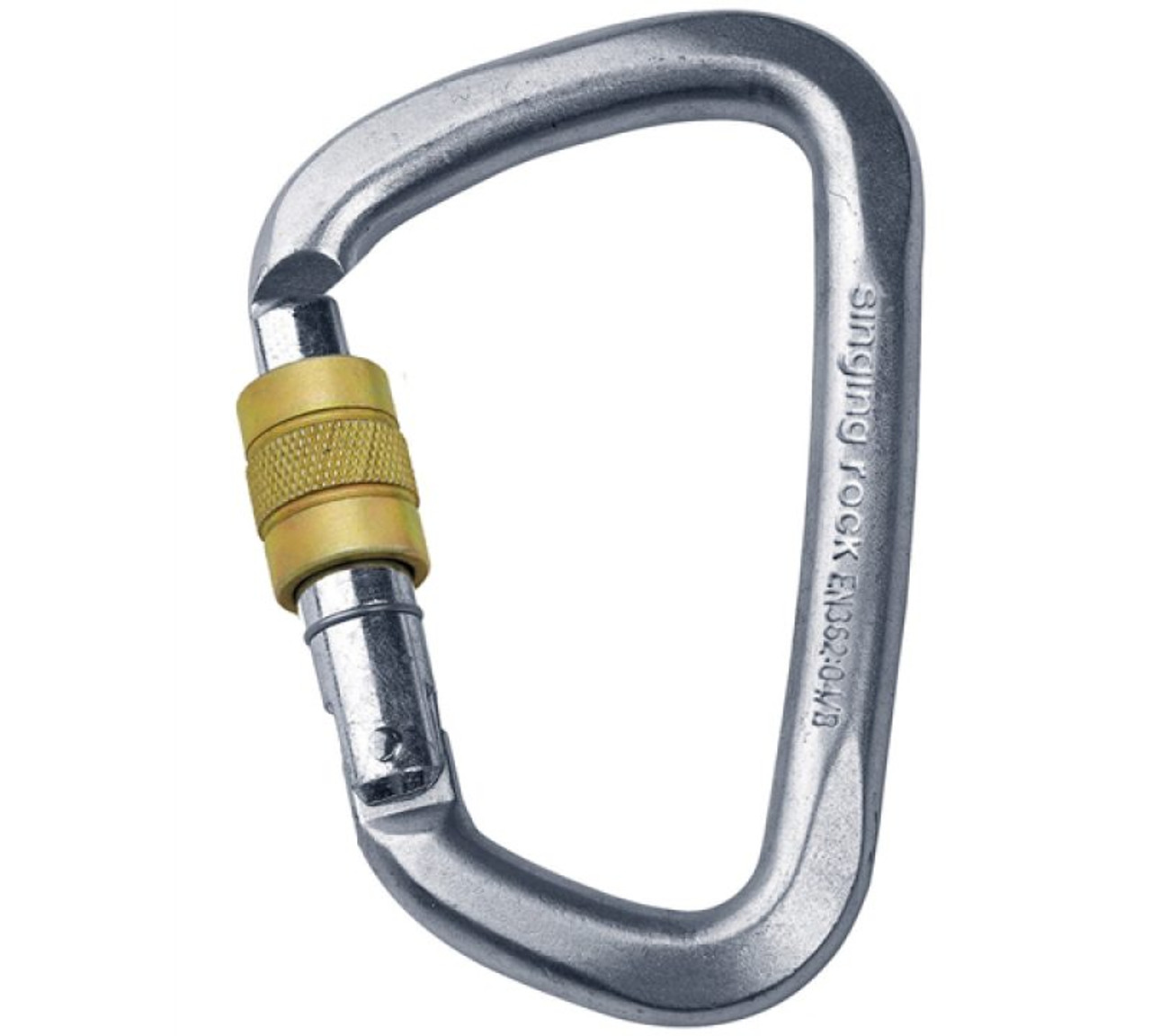 Singing Rock Steel Carabiner 50kn