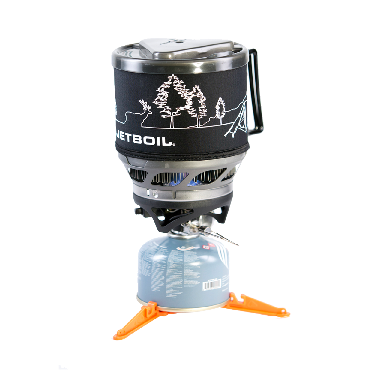 Jetboil MiniMo Line Art Cooking System