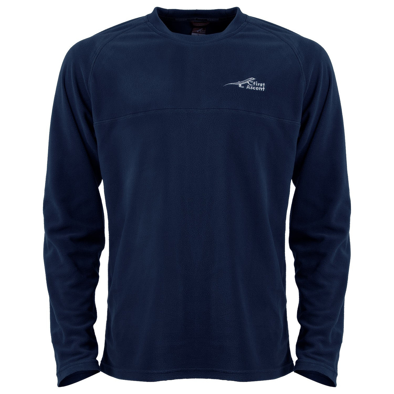 First Ascent Men's Piranha Pullover Fleece