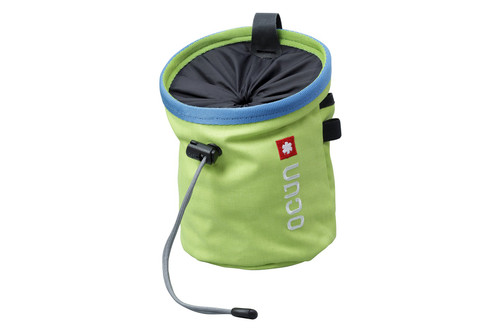 Ocun Push Chalk Bag Green Blue  @https://www.mountainmailorder.co.za/