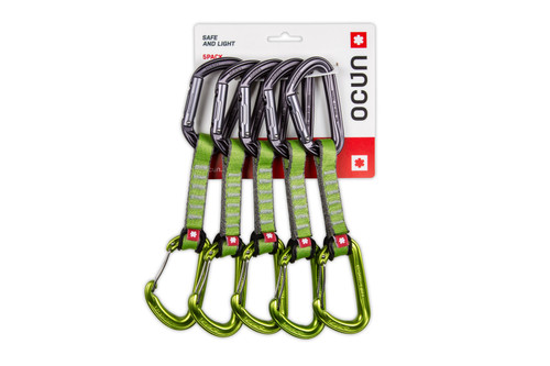 Ocun Hawk Combi 5 PACK  Quickdraw