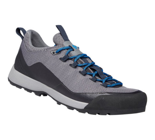 Black Diamond Mission Approach Shoe Mens Nickle