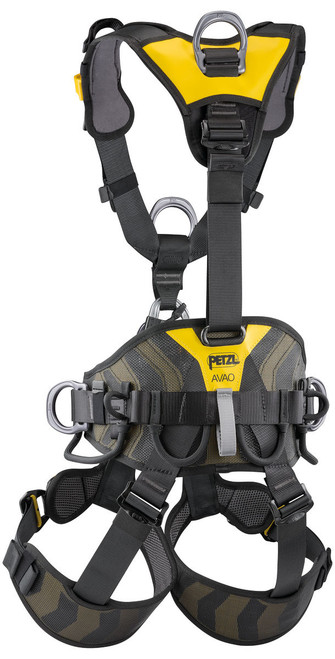 Petzl Avao Bod Fast Harness @ mountainmailorder.co.za