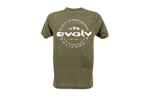 Evolv Woods T-Shirt Back