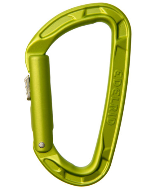 Edelrid Pure Slider Locking Carabiner @ https://www.mountainmailorder.co.za/