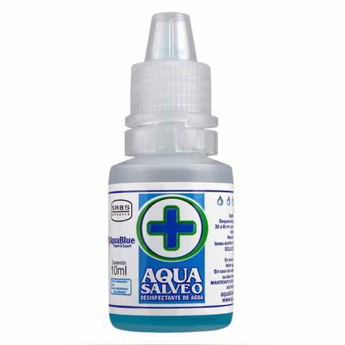 Aqua Salveo water disinfectant @http//www.mountainmailorder.co.za