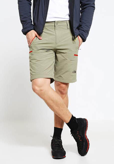 The North Face Exploration Shorts - Men Mountain Moss @http//www.mountainmailorder.co.za