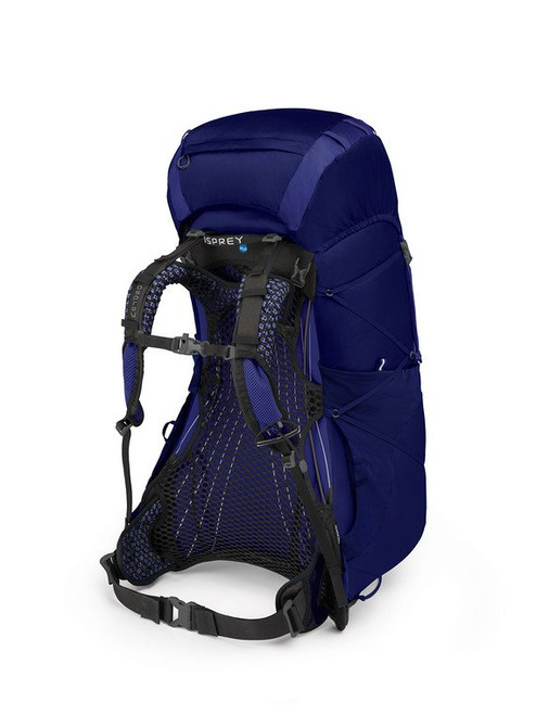 Osprey Eja 58 Equinox Blue @https://www.mountainmailorder.co.za/