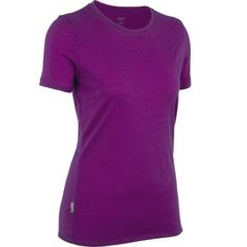ce Breaker Tech T Lite SS - Women - Vivid @http//www.mountainmailorder.co.za