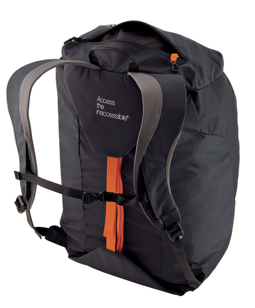 Petzl Kliff Rope Bag Black @https://www.mountainmailorder.co.za