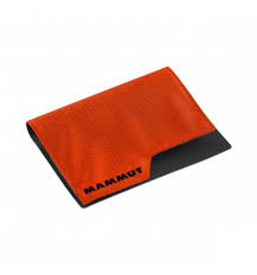 Mammut Ultralight Smart Wallet Dark Orange @http//www.mountainmailorder.co.za