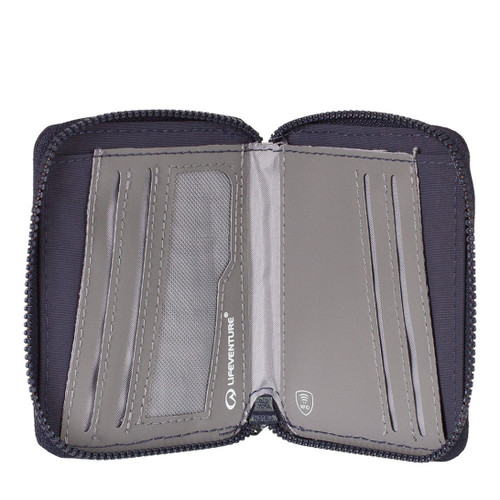 Life Ventures - RFID Bi-Fold Zip Wallet @http//www.mountainmailorder.co.za