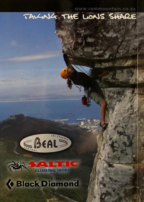 A Climber's Guide To Lions Head  @ https://www.mountainmailorder.co.za/