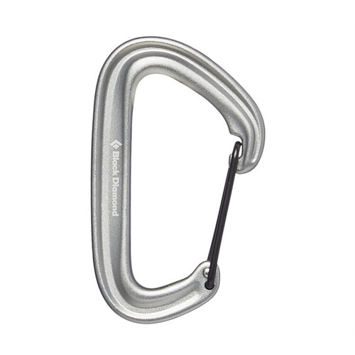 Black Diamond Litewire Carabiner @ https://www.mountainmailorder.co.za/
