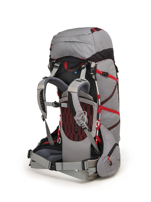 Osprey Aether Pro - 70L - Back @mountainmailorder