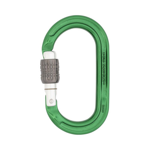 DMM Ultra O Screwgate Carabiner - Green