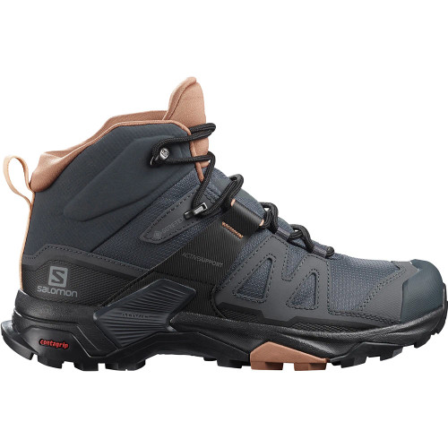 Salomon X Ultra 4 Mid GTX - WMS Online at Mountain Mail Order South Africa - Side