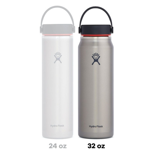 Hydro Flask Trail Series - Wide Mouth - 32oz - Comparison - Online at Mountain Mail Order South Africa