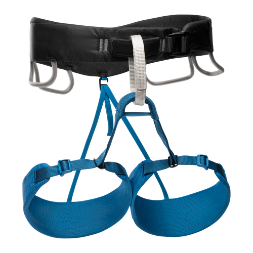 Black Diamond Momentum Harness Kingfisher Online at Mountain Mail Order