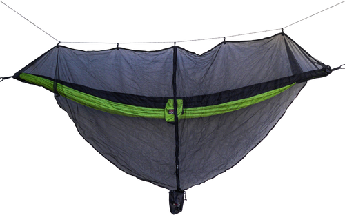 CityROCK Hammock Mosquito Net Open - Online at Mountain Mail Order South Africa