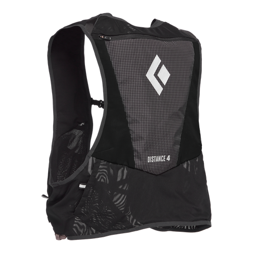 Black Diamond Distance 4 Hydration Vest - Back - Online at Mountain Mail Order South Africa