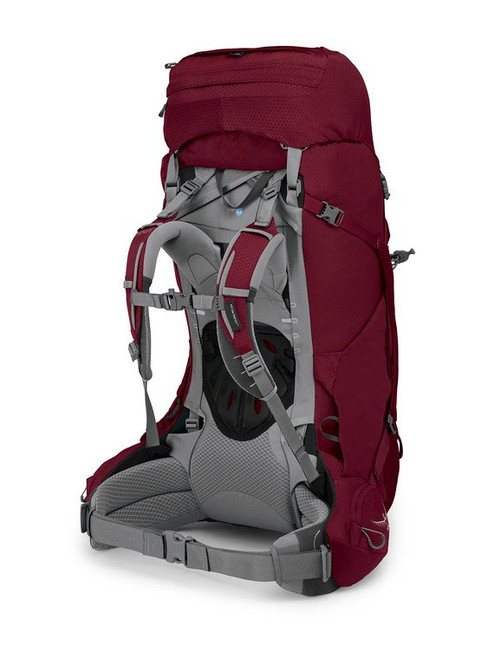 Osprey Ariel - 65L - Back - Online at Mountain Mail Order South Africa