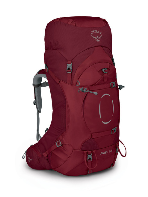 Osprey Ariel - 65L - Front - Online at Mountain Mail Order South Africa