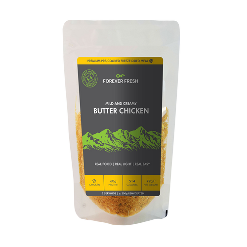 Forever Fresh - Mild & Creamy Butter Chicken - 2 Servings Online at Mountain Mail Order South Africa