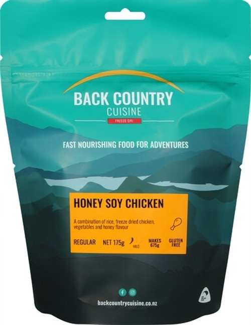 Back Country Cuisine: Honey Soy Chicken Online at Mountain Mail Order South Africa